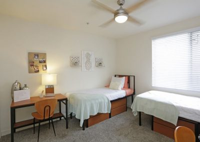 Bedroom at Paseo Place
