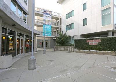 Exterior View of Paseo Place Apartments